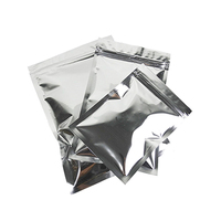 manufacturer wholesale plastic bags eco aluminum foil bag for food grade plastic bags