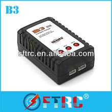 Top Quality!!RC B3 LiPo 2S-3S Battery Balancer Charger 7.4-11.1 V