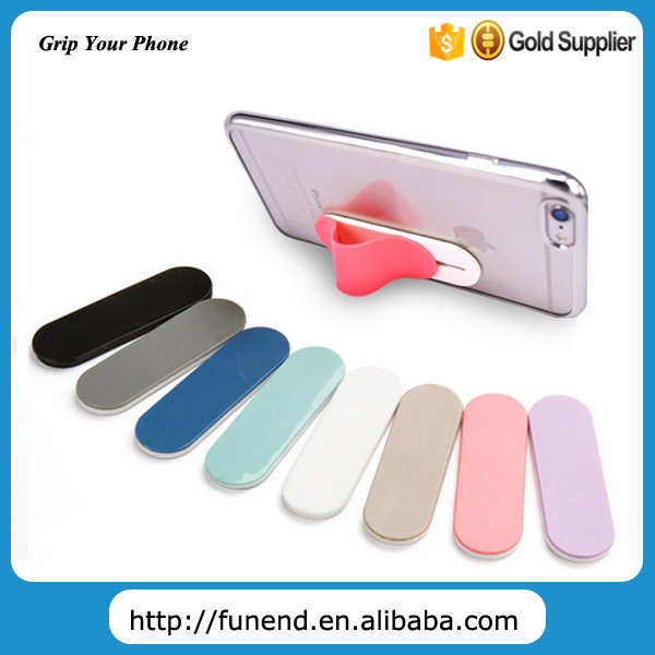 New Mobile Accessories Anti Slip Finger Grip Multi Band Phone Holder