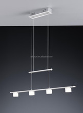 "MD99023-5 "" YOYO"" Stainess Steel Ceiling Lamp with Acrylic matel LED lamp"
