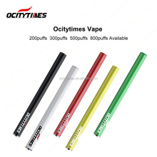 High class quality cheap vitamin vape e cigarette empty 500puffs disposable e cig
