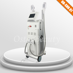 Stronger powerl OPT ipl shr permanently hair removal machine