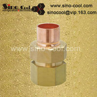 removabel female to copper connector wholesale brass fittings