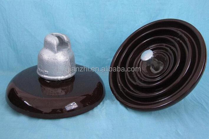 120kn Electrical Suspension Porcelain Disc Insulator Buy 120kn Porcelain Disc Insulator