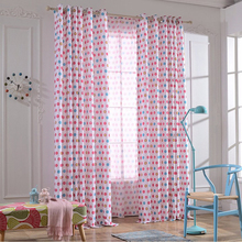 Hot Sale Cheap Price Half Shading Jacquard Curtain Fabric