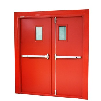 Fire rated double swing doors buy glass sliding doors glass fireproof door fireproof sliding - Commercial double swing doors ...