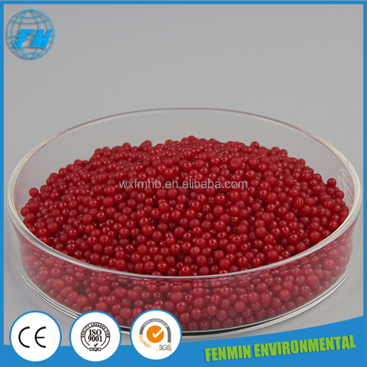 Factory wholesale new design water absorbing beads exchange filter
