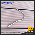 Best products Fish fork 8mm Screw Nut Wilderness prong fish stainless spear