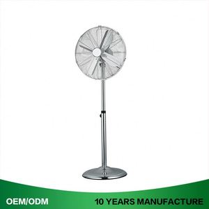16 Inch Elegant Stand Fan Parts Air Cooling Stand Fan Price Remote Control