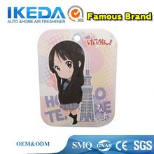Cheapest Car Customized Paper Air Freshener
