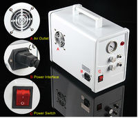 Home Use Multifunctional Photon Ionic beauty salon colon hydrotherapy machine