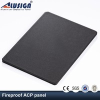 Alusign bathroom materials Aluminum Composite Panels construction material