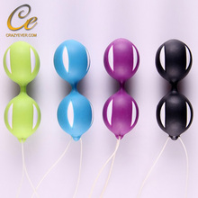 Free shipping sex toy kegal ball for vagina shrink sex products love ball for women female