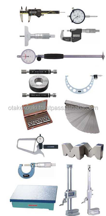 PIPE MEASURING TOOLS For JAPAN High Quality(DIAL THICKNESS GAUGE)