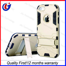 Manufacture Price Super Protective Cover for iphone 7 armour phone case with holder