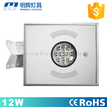 CE / SASO high quality 6w to 20w solar <strong>led</strong> street <strong>light</strong> with lowest Express cost