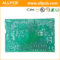 double-sided immersion gold circuit board pcb fabrication