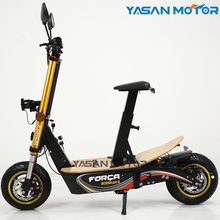 EEC approved strong power electric scooter 2000w adults with seat