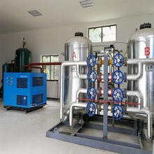 small size air separation plant oxygen gas generator