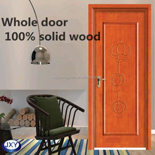 Interior nature wood veneer door skin