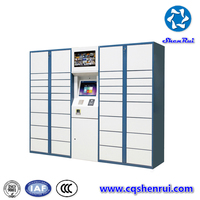 Digital locker lock & Automated Steel Cabinet Secured Electronic