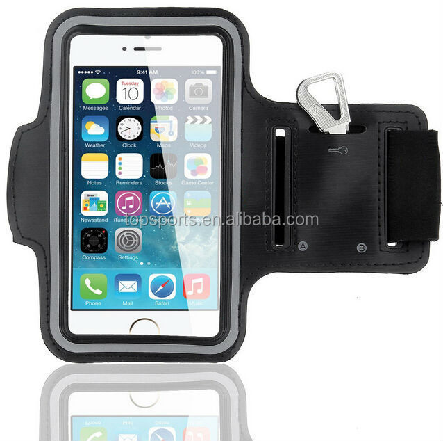 For Iphone 7 Case Sports Running Armband Cellphone Holder Portable Gym Arm Band Strap Case for Iphone 7 plus