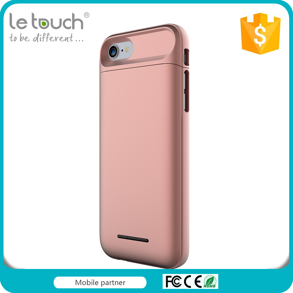 Guangdong manufacture 3050mAh mfi certified smart battery case for iphone 6