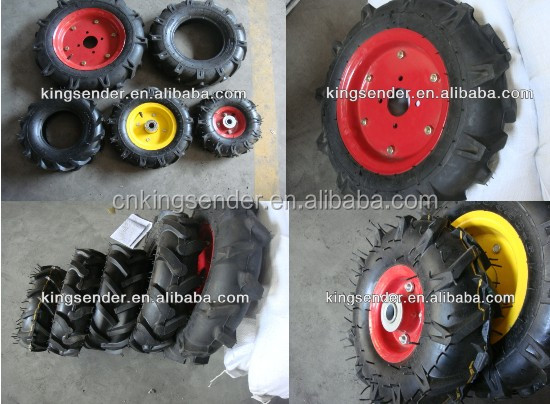 New Hot Pattern Tyre!! Top Manufacturer!! 4.00-8 3.50-8 Wheel Barrow Tyre