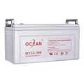 Ocean High reliable 12v 100ah solar battery and gel battery