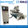 Good Feedback!F2-9 Professional Jinan Manufacturer Wood CNC Router With 9 Drill Heads