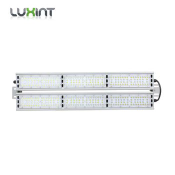 Industrial warehouse using 300w led linear high bay light fixture