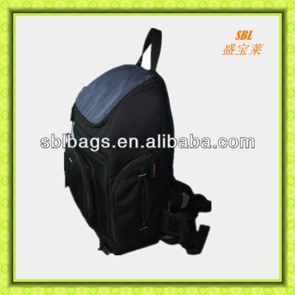 New Style waterproof nylon video bag/ camera luggage