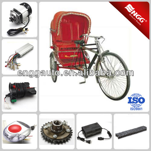 ENGG electric rickshaw spare parts
