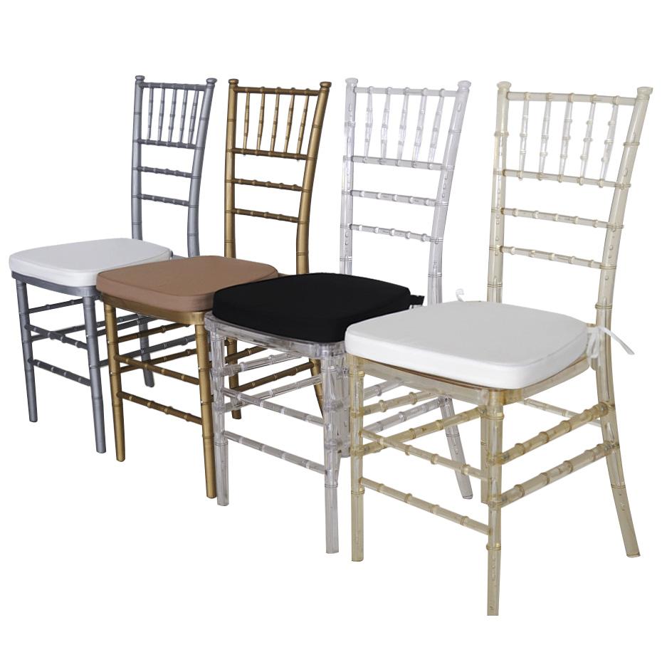 Wholesale chair chiavari resin Online Buy Best chair chiavari