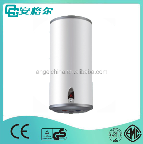 factory price hot water heater 30L,50L,80L,100L,120L,150L with stailess steel outer shell n stailess steel inner tank