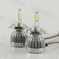 newest auto parts led headlight bulb COB chip C1 led headlight for all cars