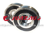 good quality 6203 2rs ball bearing of cixi (17*40*12mm )