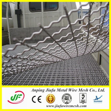 Anping ISO9001 Factory Hot Sale High Quality Pre Crimped Wire Mesh