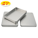 Wholesale metal container packaging box mask packaging cosmetic tin box