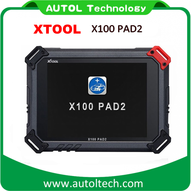 XTOOL Latest X100 X-100 PAD 2 Special Functions Expert Update Version of X100 PAD Support EPB EPS OBD2 Odometer Oil Reset TPMS