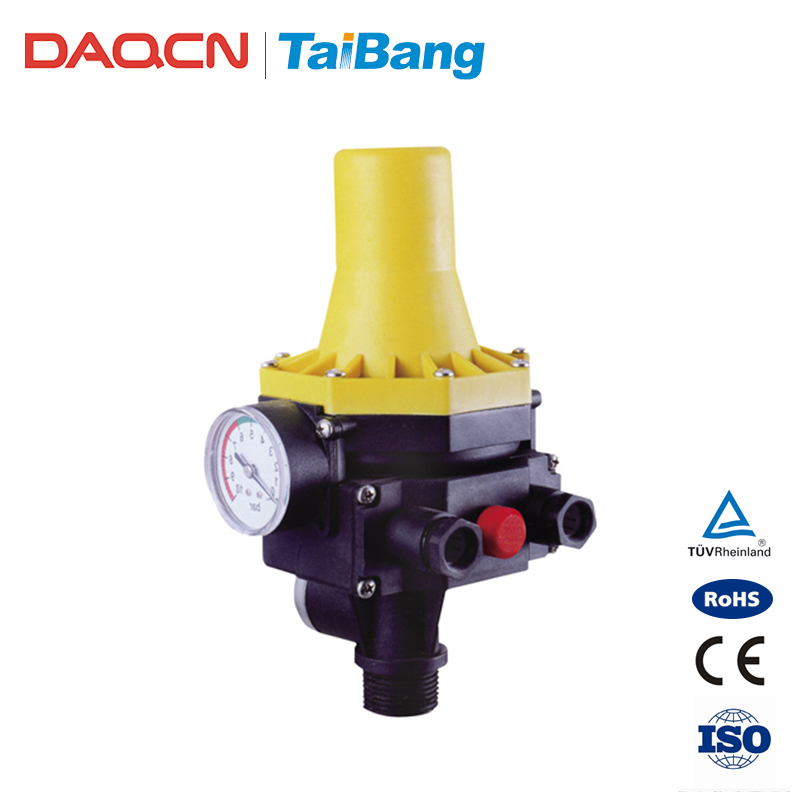 DAQCN Factory Low Price Goods Automatic Electric Water Pump Pressure Control For Float Switches