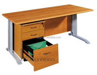 Office Small Reception Desks Cheap Steel School Teacher Writing Desk Computer Desk/ Office Furniture