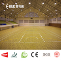 Indoor Basketball court sports floor