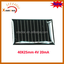 40X26MM 4V 20mA Solar Cell for Sale