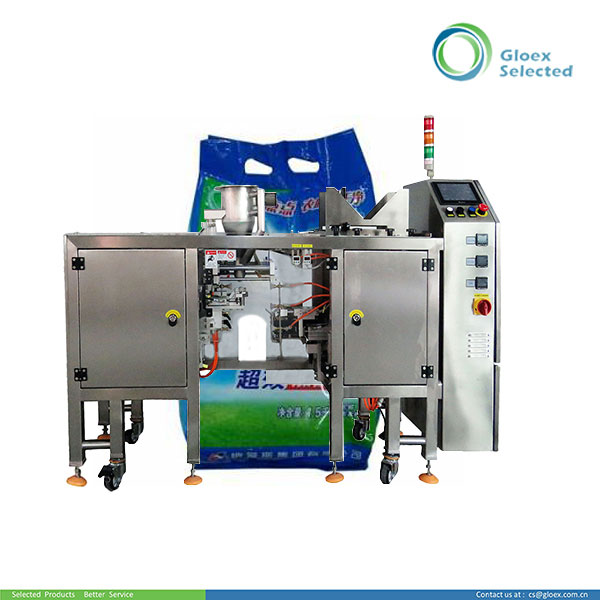 Liner Type Automatic Single Station food grain packing machines