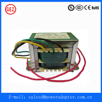 CE high quality ROHS transformer 230vac to 24vac