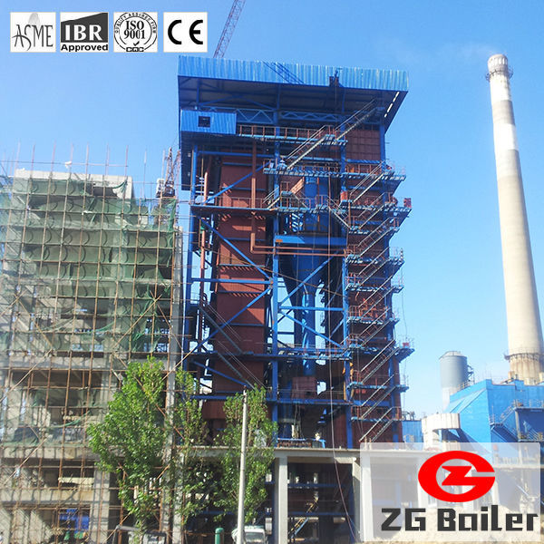 Large Power Station Boiler Coal Fired Plant For Mini Cement Plant ...