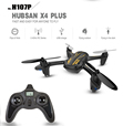 Original Hubsan H107P 2.4GHz 4CH 6-axis Gyro RC Quadcopter RTF Mini Drone with 3D Flips Headless Mode
