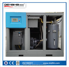 Adopting Germany advanced technology direct driven screw compressor by DHH
