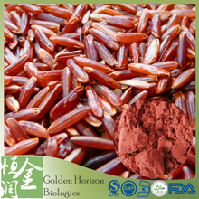 Low Price GMP Certified Red Yeast Rice Powder Extract